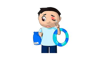 結膜炎 の 症状